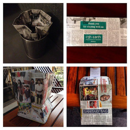 Recycled newspapers India, Minter Dial, The Myndset digital marketing