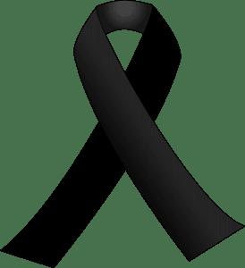 black_ribbon #jesuisCharlie
