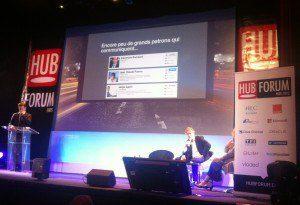 Nicolas Bordas, Hub Forum 2012, The Myndset Digital Marketing and Brand Strategy
