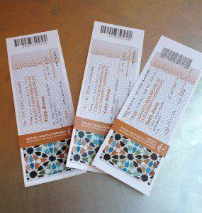 Alhambra tickets Granada customer journey - the myndset digital strategy