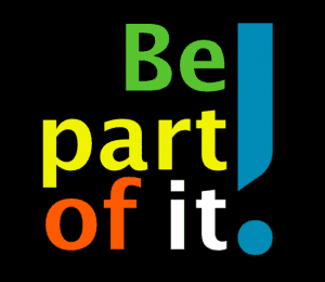 Be Part of It!