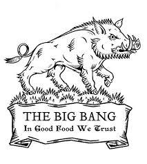 Big Bang Restaurants Max Mason logo, The Myndset digital marketing and brand strategy