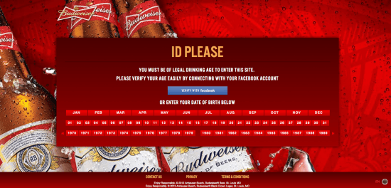 Budweiser. The Myndset digital marketing brand strategy