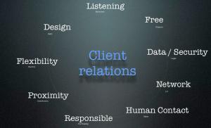 Digital Marketing Network, Proximity and Flexibility
