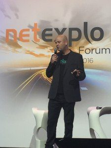 David Ring Colu Blockchain Technology at netexplo 2016