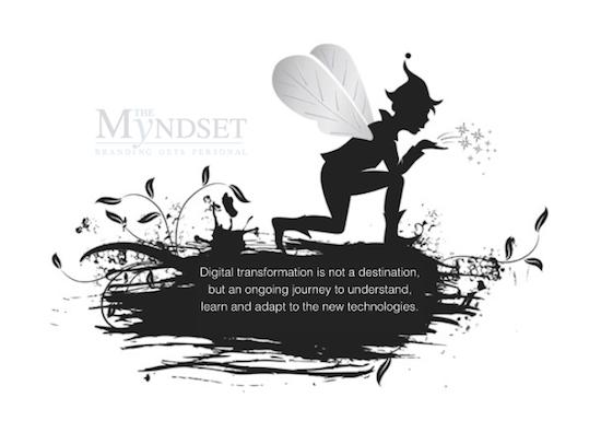 Digital transformation leadership - myndset strategy