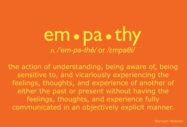 Empathy definition, The Myndset Brand Strategy and Digital Marketing