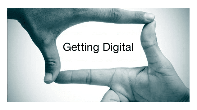 Getting digital - Let's get digital, The Myndset Digital Marketing Brand Strategy