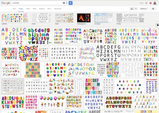 Google Google alphabet Logo