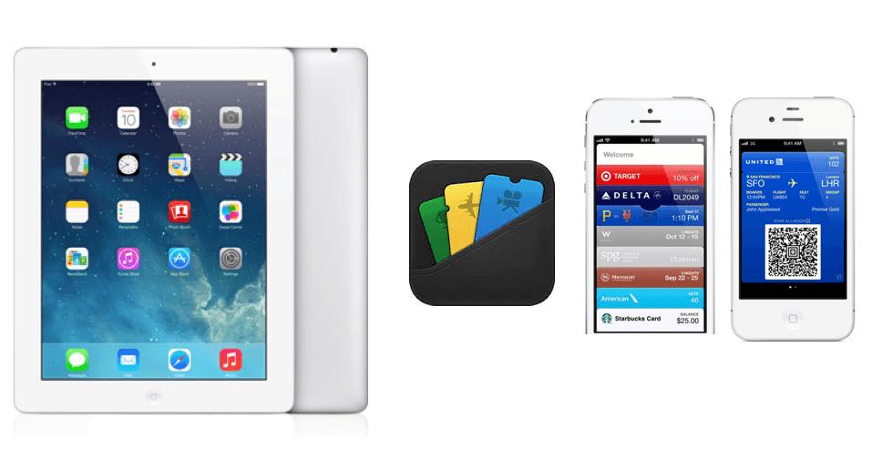 Ipad Iphone Passbook, the Myndst digital marketing brand strategy