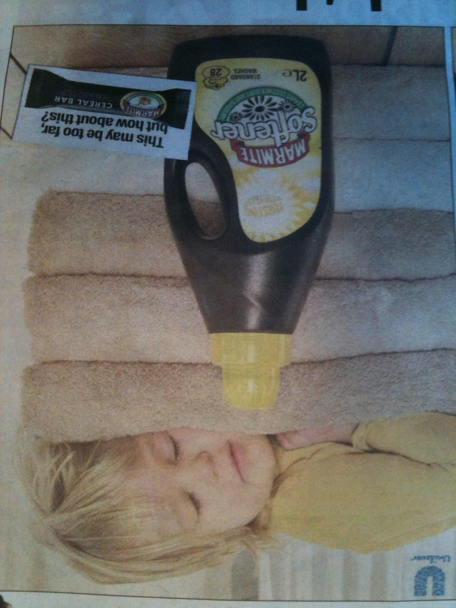 Marmite Detergent