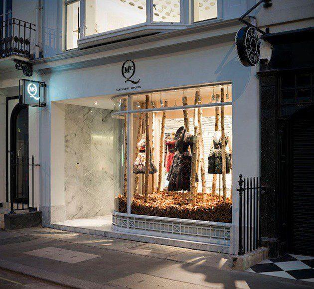 McQ-Alexander-McQueen-London-Flagship, The Myndset Brand Strategy