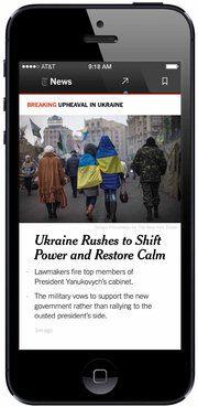 Netexplo 2014 Ian Fisher NYT Now