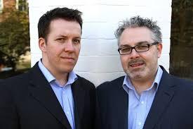 Richard Lucas Discerning Digital Ian Patterson, on The Myndset digital marketing podcast