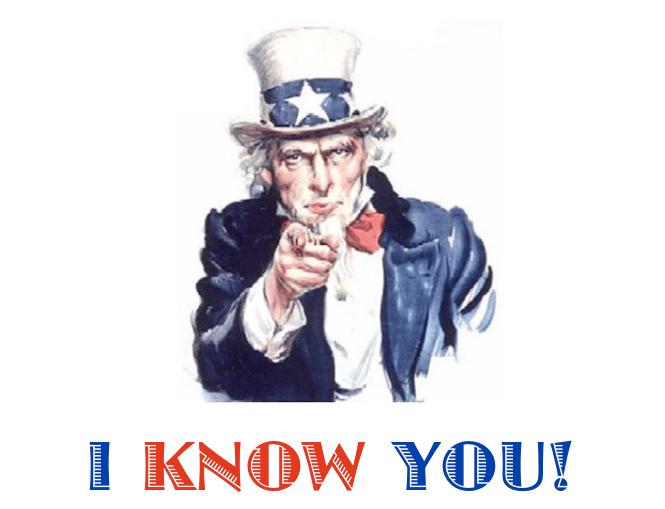 I Know You (Uncle Sam), on The Myndset Brand Marketing Strategy