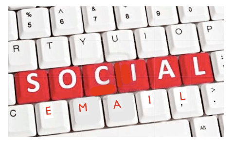 social email, The Myndset Digital Marketing Strategy
