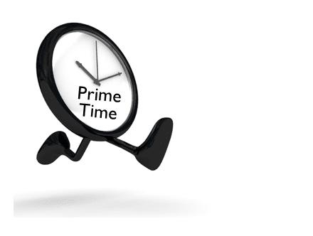 Prime Time Social Media Marketing - The Myndset Digital Marketing Strategy