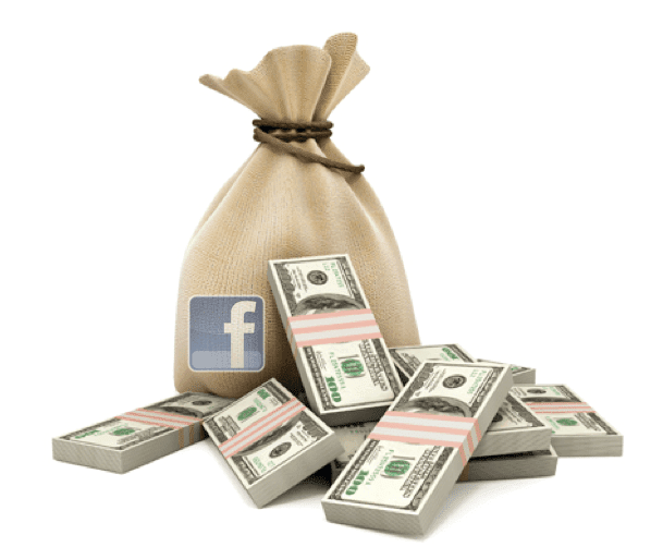Facebook moneybags, The Myndset Digital Marketing and Brand Strategy