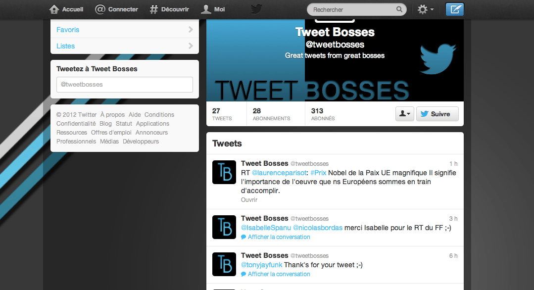 TweetBosses, The Myndset Digital Marketing and Brand Strategy, Minter Dial