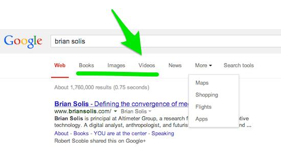 google search brian solis - the myndset digital marketing