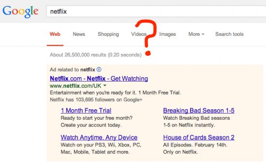 Google Search Video - The Myndset digital marketing brand strategy