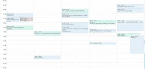 calendar habit