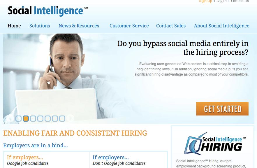Social Intelligence HR