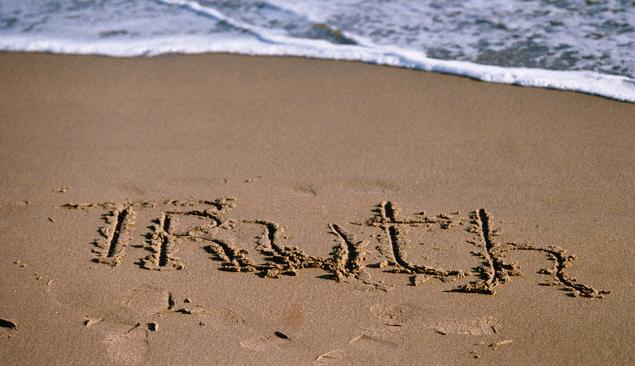 Trust in sand, the Myndset Digital Marketing Influence, Minter Dial, Brand Strategist