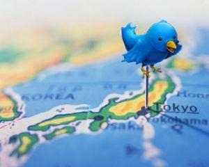 Twitter in Japan