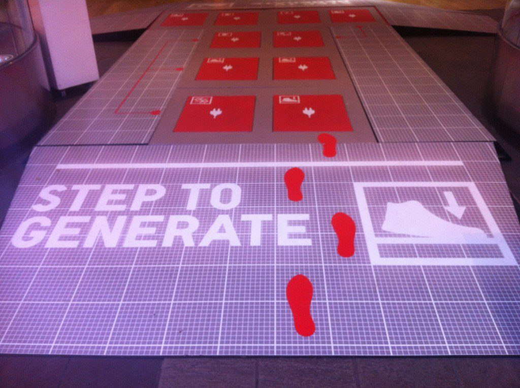 Uniqlo Step to generate entrance, The Myndset Digital marketing and Brand Strategy