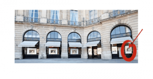 Van Cleef Arpels luxury window shopping - the myndset digital strategy