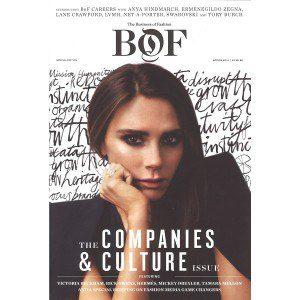 BOF Business of Fashion - the myndset digital marketing