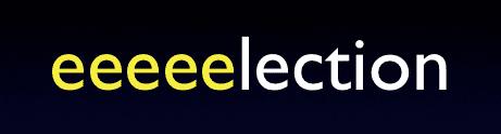 eeeeelection presidential elections web 2.0