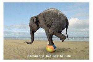 Still Unlikely Balancing Act