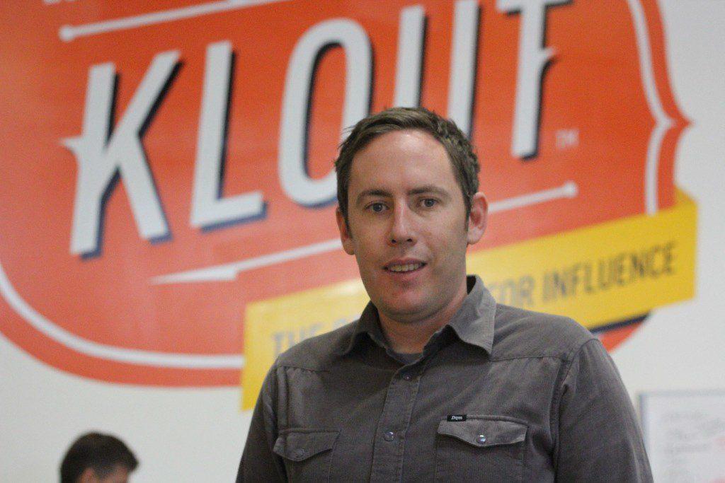 klout-with-joe fernandez, Influence measurement, The myndset digital marketing brand strategy
