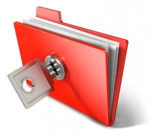 lock confidential privacy, luxury digital marketing, The Myndset