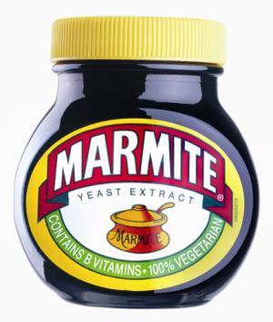 marmite bottle, The Myndset Digital Marketing and Brand Strategy