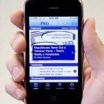 propublica iphone app, on The Myndset Digital Marketing