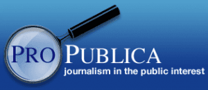 propublica logo, on The Myndset Digital Marketing Podcast Radio Show