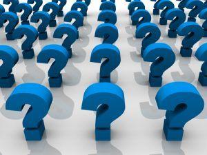 Question marks, on The Myndset Digital Marketing and Branding