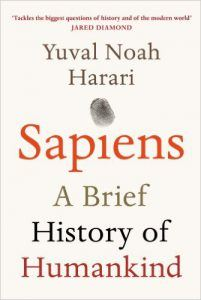 sapiens harari progress root of evil