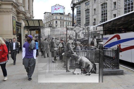 Street Museum London, Myndset Digital Marketing Strategy