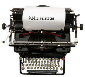 typewriter public relations - relationship marketing