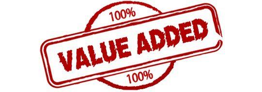 value added marketing
