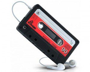 cassette_iphone skin, the myndset digital marketing brand strategy