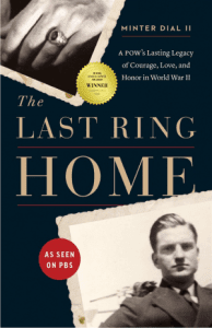 The Last Ring Home book cover award