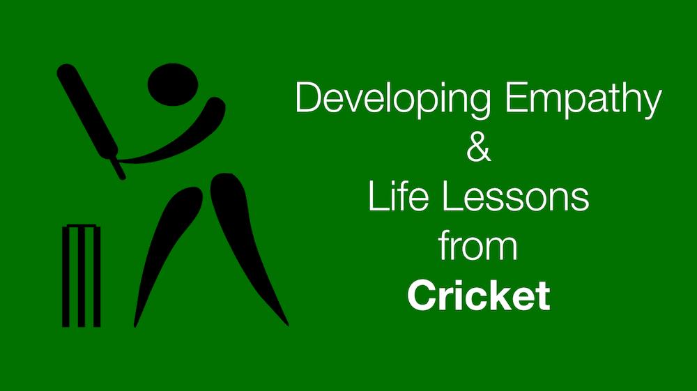 empathy cricket