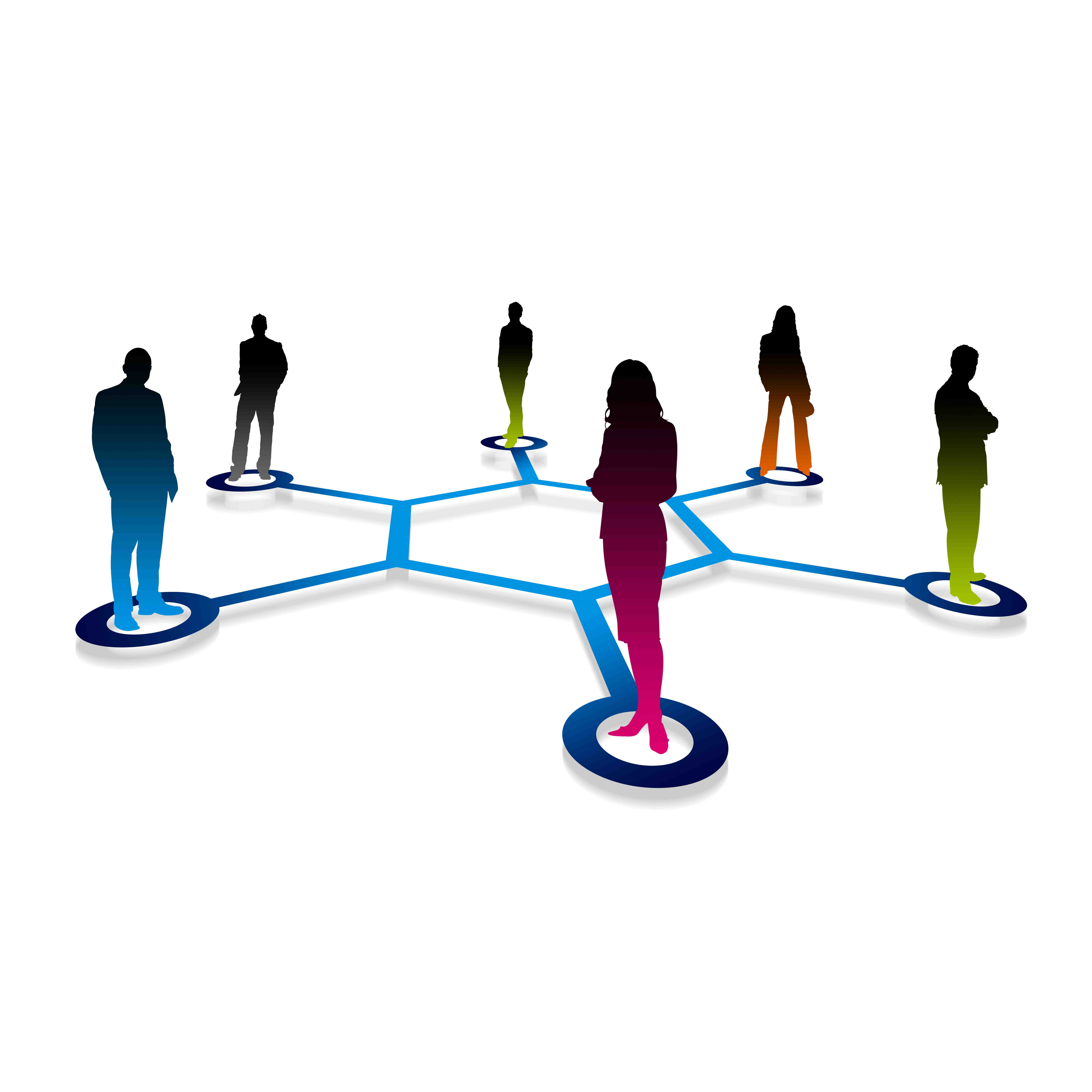 Socially Connected, via The Myndset Digital Marketing and Branding