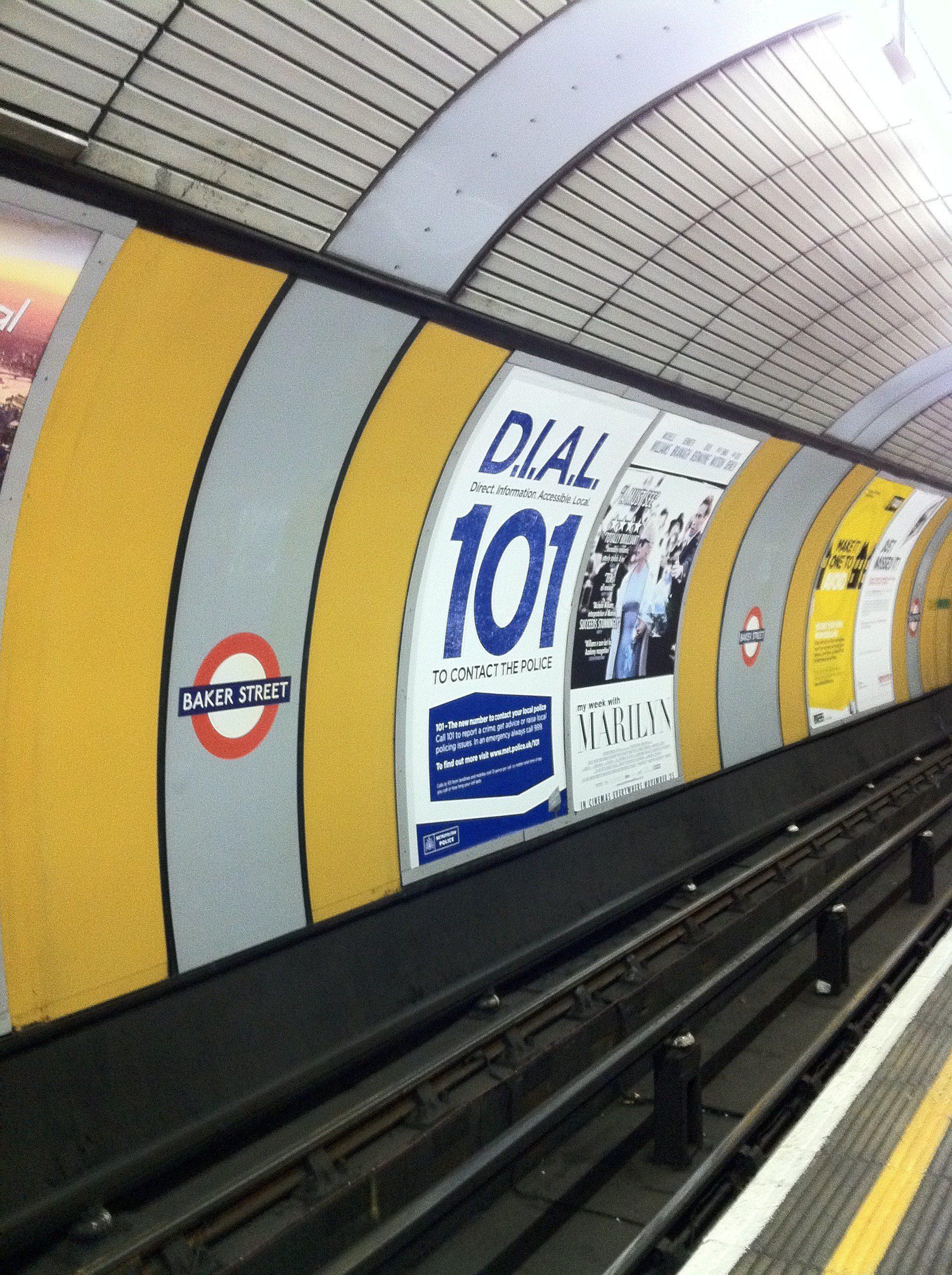 DIAL 101 Baker Street, The Myndset in London