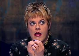 Eddie Izzard Executive Transvestite, The Myndset Brand Strategy